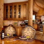 Cabin Kitchen Interior Design