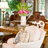 Interior Design with Antiques
