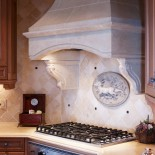 Kitchen Stove Interior Design